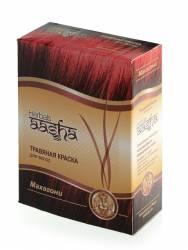 "Травяная краска для волос ""Махагони"" Ааша (Aasha Herbals), 60г"