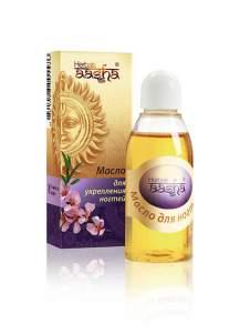 Масло для укрепления ногтей Ааша (Aasha Herbals), 30мл