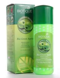 Шампунь-кондиционер для восстановления волос Биотик Био Зеленое Яблоко (Biotique Bio Green Apple Fresh Daily Purifying Shampoo&Conditioner), 120мл
