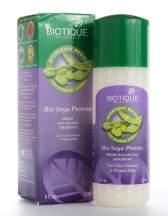 Шампунь для окрашенных волос и волос с химической завивкой Биотик Био Соя (Biotique Bio Soya Protein Fresh Balancing Shampoo), 120мл