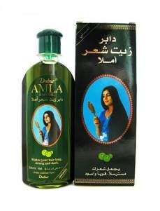 Масло амлы для волос Дабур (Dabur Amla), 200мл