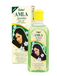 Масло для волос Жасмин Дабур Амла (Dabur Amla Jasmine Hair Oil), 200мл