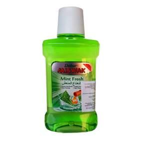 Ополаскиватель полости рта Дабур Мисвак (Dabur Miswak Mint Fresh), 250мл