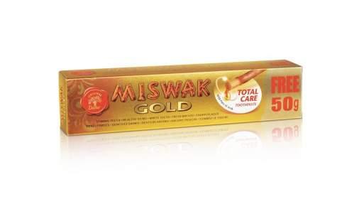 Зубная паста Мисвак Голд Дабур (Dabur Miswak Gold), 150г