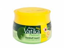 Крем для укладки волос против перхоти Дабур Ватика (Dabur Vatika Naturals Dandruff Guard Styling Hair Cream), 140мл