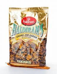 Фасоль Халдирамс Чана Джор Гарам (Haldiram's Chana Jor Garam Spicy Black Gram), 200г