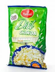 Рисовые Хлопья Халдирамс Диет Чивда (Haldiram's Diet Chiwda), 180г