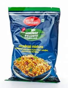 Смесь Халдирамс Мадраси Микстур (Haldiram's Madrasi Mixture), 200г