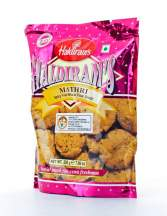 Пончики Халдирамс Маттри (Haldiram's Mathri Spicy Fried Wheat Flour Snack), 200г