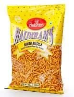 Смесь Халдирамс Нимбу Масала (Haldiram's Nimbu Masala Soured Potato&Pulse Flour Noodles), 200г