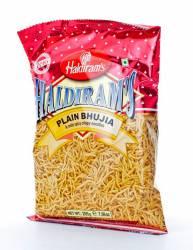 Смесь Плейн Буджиа (Haldiram's Plain Bhujia a Mild Spicy Crispy Noodles), 200г