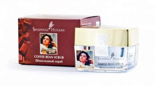 Шоколадный скраб Шахназ Хусейн (Shahnaz Husain Coffee Bean Scrub), 40г