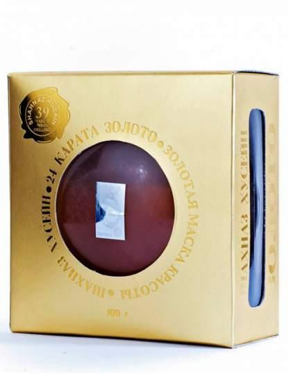 Золотая маска красоты Природное Золото Шахназ Хусейн (Shahnaz Husain Nature's Gold Beautifying Mask), 100г