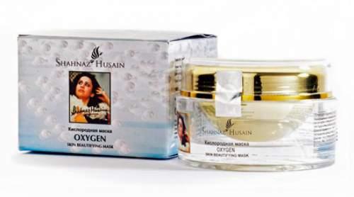 Кислородная маска для лица Шахназ Хусейн (Shahnaz Husain Oxygen Beautifying Skin Mask), 100г