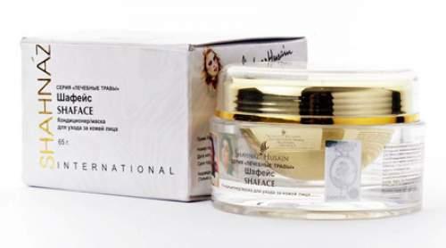 Кондиционер/маска для ухода за кожей лица Шафейс Шахназ Хусейн (Shahnaz Husain Shaface herbal Face Conditioner/Mask), 65г