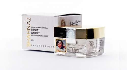 Крем-маска для лечения кожи головы Шаоинт Шахназ Хусейн (Shahnaz Husain Shaoint Hair Formula), 25г