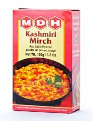 Кашмирский красный перец чили Махашиан Ди Хатти (MDH Kashmiri Mirch), 100г