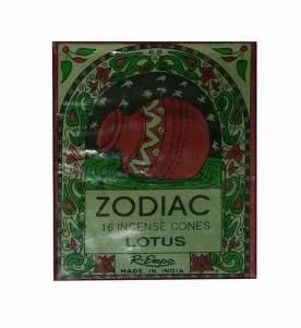Ароматические конусы Лотос Эр-Экспо (R-Expo Lotus), 16шт