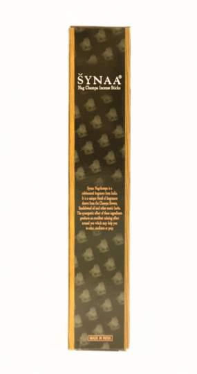 Ароматические палочки Наг Чампа Синая (Synaa Nag Champa), 10шт