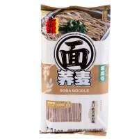 Лапша Соба (гречневая лапша) WHEAT VILLAGE, (Noodles Soba (buckwheat noodles) WHEAT VILLAGE), 500г