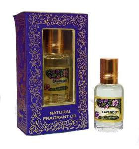 Масло парфюмерное Лаванда Сонг оф Индия (Song of India Lavender), 10мл