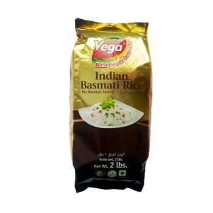 Индийский рис Басмати Ручи Бхог Вега  (Basmati Rice Ruchi Bhog Vega), 1кг