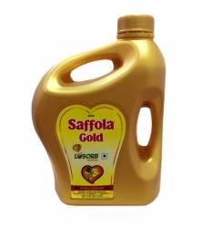 Масло пищевое Саффола Голд (Saffola Gold), 1000мл