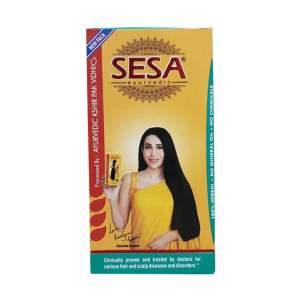Масло для волос от перхоти Сеса (Hair oil Sesa), 90мл
