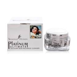 Платиновое очищающее средство для восстановления энергетического баланса клеток Шахназ Хусейн (Shahnaz Husain Platinum Ultimate Cellular Skin Recharge Cleanser) , 40г