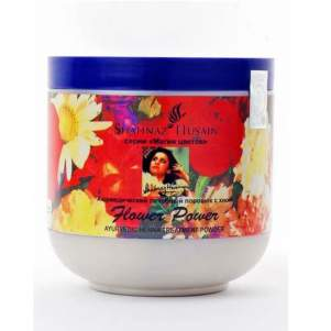 Аюрведический лечебный порошок с хной Магия Цветов Шахназ Хусейн (Shahnaz Husain Hower Power Ayurvedic Henna Treatment Powder), 200г