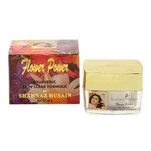 Осветляющий крем для всех типов кожи Дикая Роза Шахназ Хусейн (Shahnaz Husain Flower Power Ayurvedic Skin Clear Formula Wild Rose), 40г