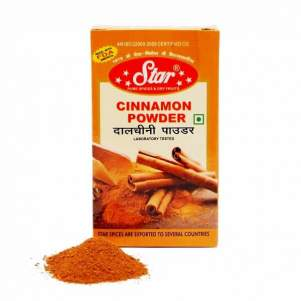 Корица молотая Стар (Cinnamon Powder Star), 50г