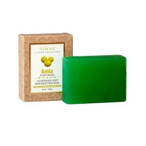 Мыло ручной работы Амла Синая (Synaa Amla Handmade Soap Skin Rejuvenation), 100г