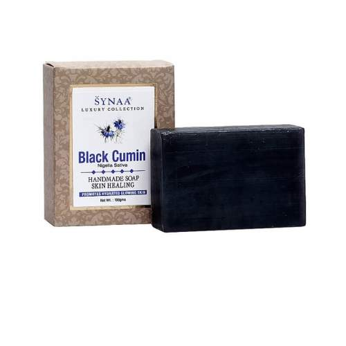 Мыло ручной работы Черный тмин Синая (Synaa Black Cumin Handmade Soap Skin Healing), 100г