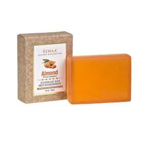 Мыло ручной работы Миндаль Синая (Synaa Almond Handmade Soap Skin Nourishment), 100г