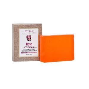 Мыло ручной работы Роза Синая (Synaa Rose Handmade Soap Beautification), 100г