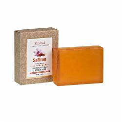 Мыло ручной работы Шафран Синая (Synaa Saffron Handmade soap Anti Blemish), 100г