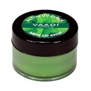 Бальзам для губ Мята Ваади Хербалс (Vaadi Herbals Mint Lip Balm), 10г