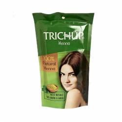 Натуральная хна для волос Тричуп Васу (Trichup Henna Powder), 100г