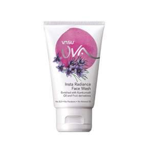 Гель для умывания Васу Инста Рэдианс (Vasu Insta Radiance Face Wash), 150мл