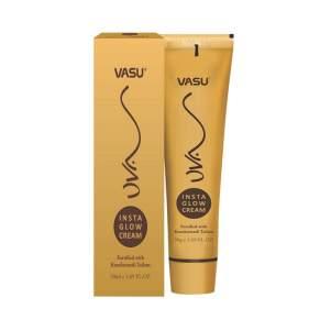 Омолаживающий крем для лица на основе масла кумкумади Васу Инста Глоу (Vasu UVA Insta Glow Cream), 50мл