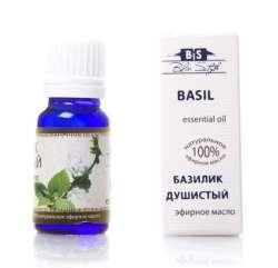 Эфирное масло Блисс Стайл Базилик (Bliss Style Basil Oil), 10мл