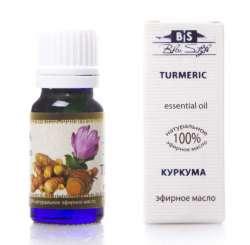 Эфирное масло Блисс Стайл Куркума (Bliss Style Turmeric Oil), 10мл