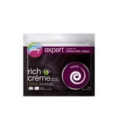 Крем-краска для волос Бургунд Годредж (Godrej Expert Rich Creme), 40г