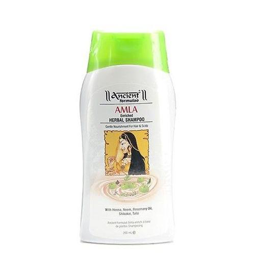 Шампунь для волос Ancient Formulaè Amla с амлой, 200мл