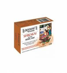 Мыло шикакай Древние Формулы (Ancient Formulaè Shikakai Enriched Herbal Soap), 75г