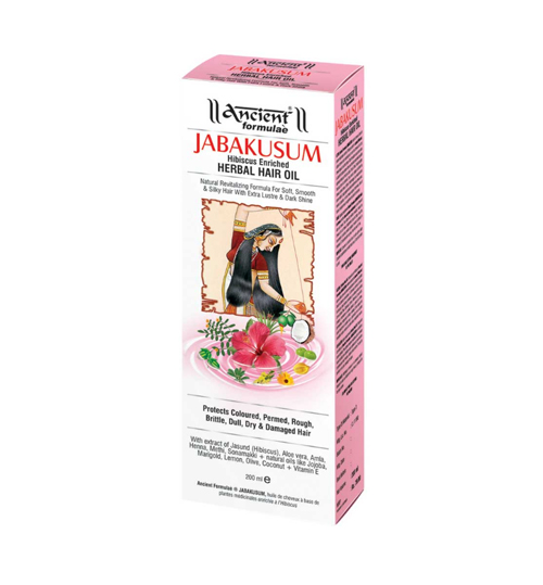 Масло для волос Ancient Formulaè Jabakusum с гибискусом, 200мл
