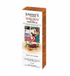Масло для волос Шикакай Древние Формулы (Ancient Formulaè Shikakai Enriched Herbal Hair Oil), 200мл