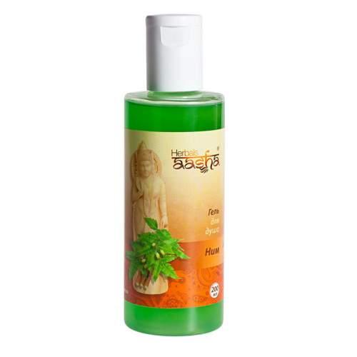Гель для душа Ним Ааша (Aasha Herbals Neem Shower Gel), 200мл