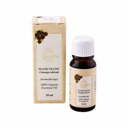 Натуральное эфирное масло Иланг-Иланга Авантика (Avantika Natural Essential Ylang Ylang Oil), 10мл